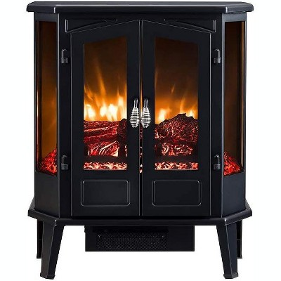 HearthPro Infrared Electric Fireplace Stove