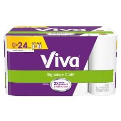 Viva Signature Cloth Choose-A-Sheet Paper Towels