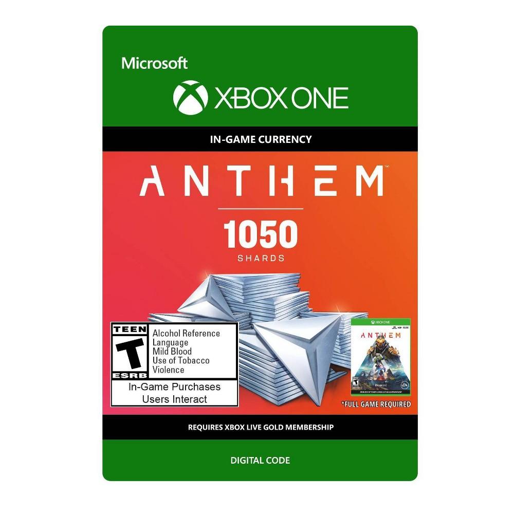 Anthem 1050 Shards Xbox One Digital
