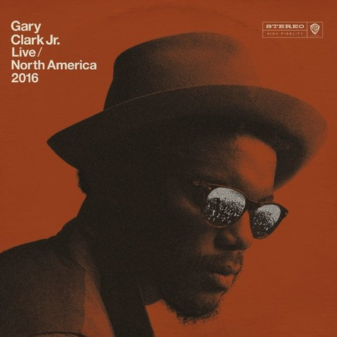 Gary Jr. Clark - Live North America 2016 (CD) - image 1 of 1