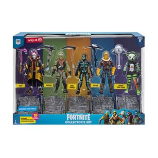 Fortnite Collector's Set Action Figure 5pk