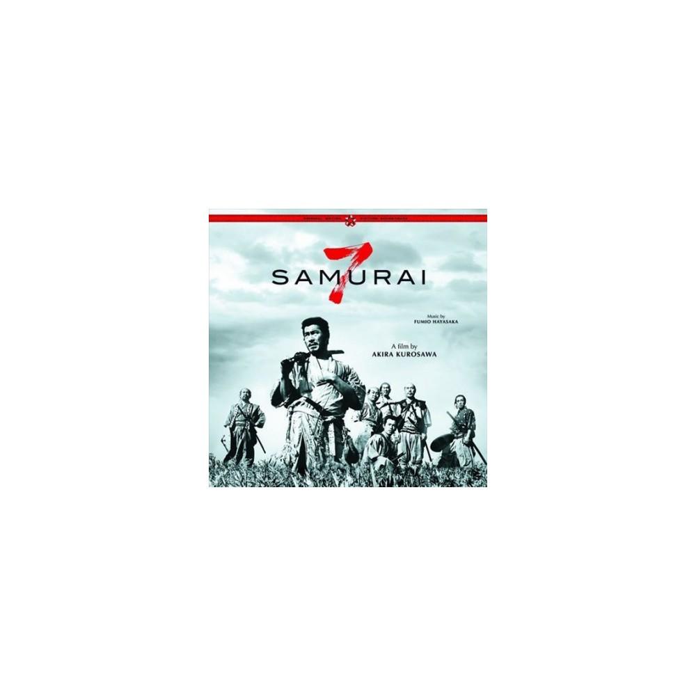 Fumio Hayasaka - Seven Samurai (Ost) (Vinyl)