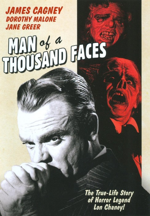 Man of a thousand faces (DVD) - image 1 of 1