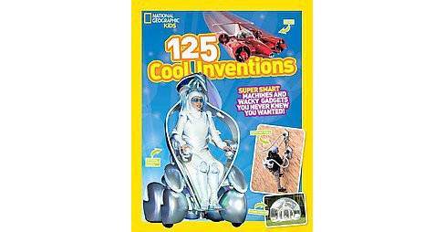 125 Cool Inventions (Paperback) - image 1 of 1