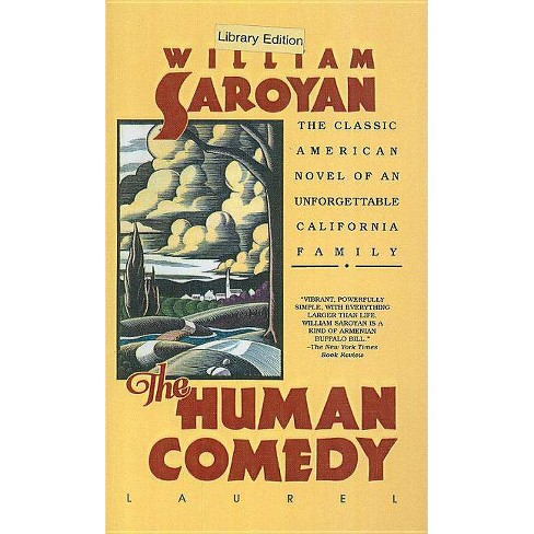 The Human Comedy - by  William Saroyan (Hardcover) - image 1 of 1