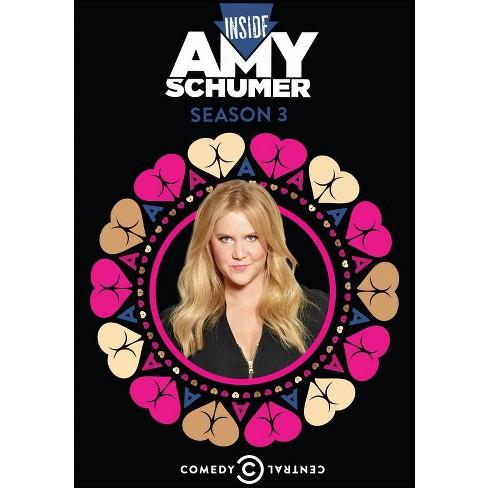 Inside Amy Schumer: Season Three (2 Discs) (dvd_video) - image 1 of 1