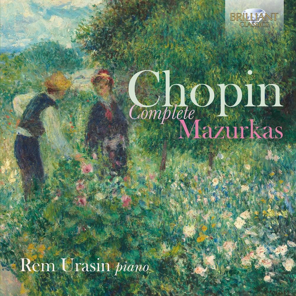 Rem Urasin - Chopin:Complete Mazurkas (CD)