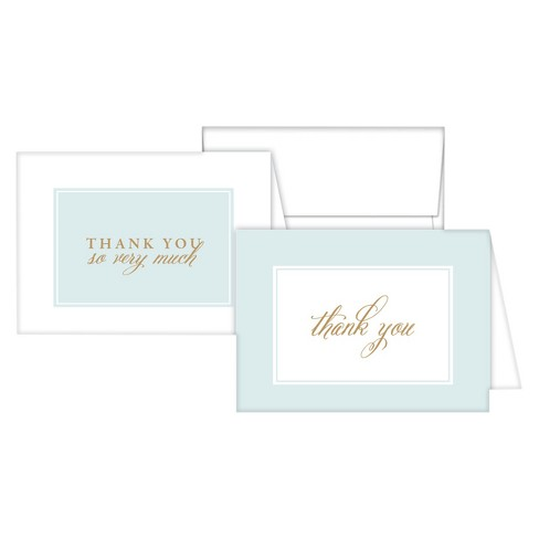 Stationery Notes - Thank You so Very Much Tiffany - image 1 of 1