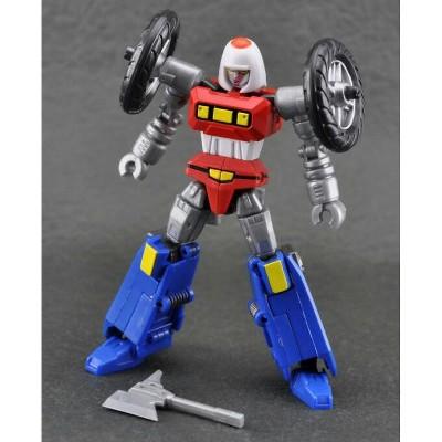 MR-01 Bike Robo   Machine Robo Action figures