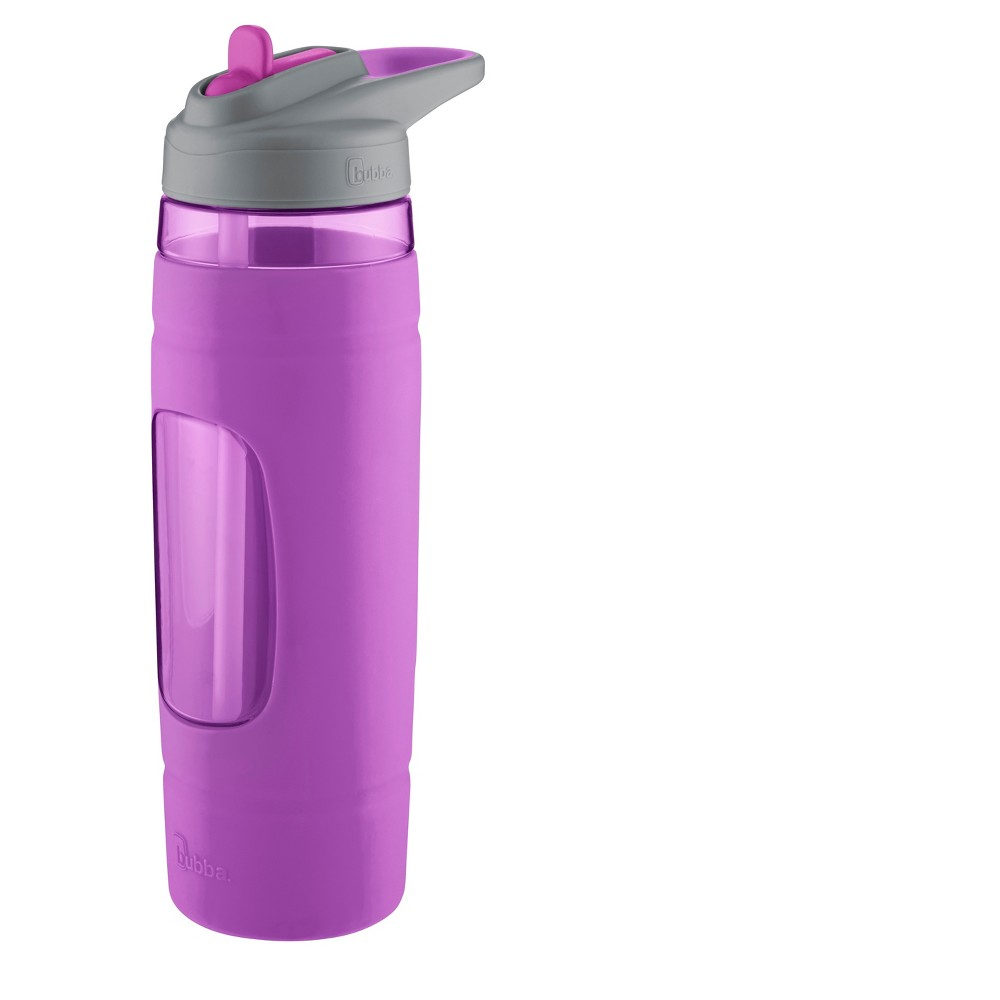 Image of Bubba 28oz Vibe Straw Spout Hydration Bottle Purple