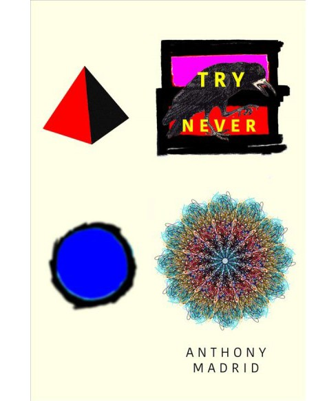 Try Never (Paperback) (Anthony Madrid) - image 1 of 1