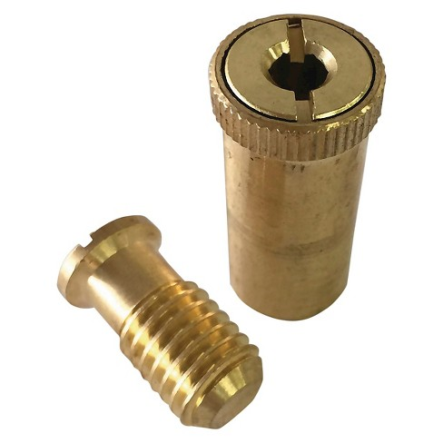 WaterWarden Brass Anchor For Safety Pool Cover - image 1 of 1