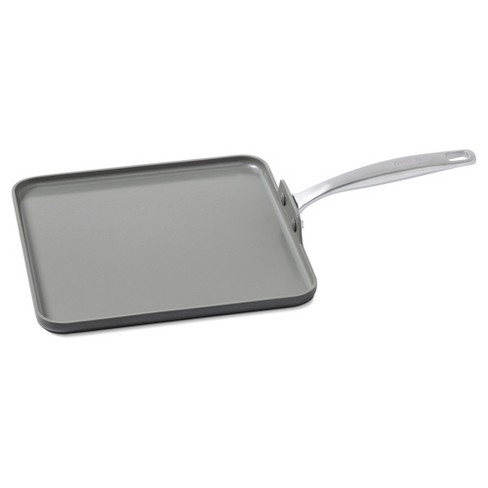 "GreenPan Chatham Ceramic Non-Stick Square Griddle 11"" Gray - image 1 of 2"