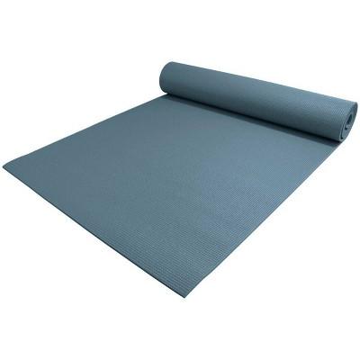 Yoga Direct Yoga Mat - Slate Blue (6mm)