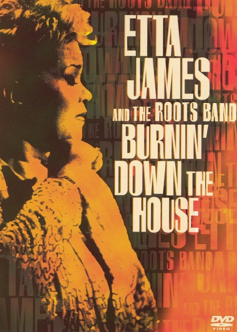 Burning down the house (DVD) - image 1 of 1