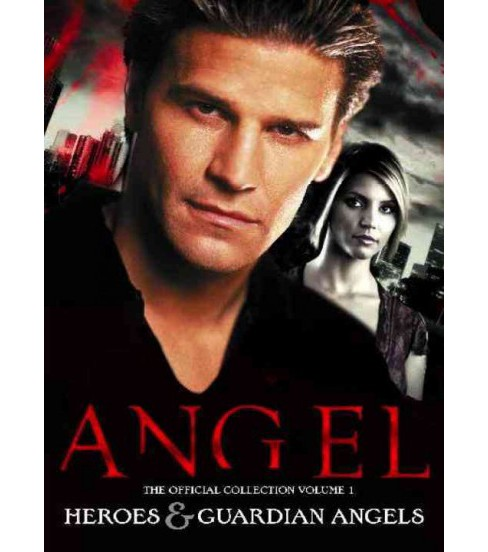 Angel : The Official Collection: Heroes & Guardian Angels (Vol 1) (Paperback) - image 1 of 1