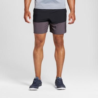 a9b85f8f2bba Men s Color Blocked Running Shorts - C9 Champion®