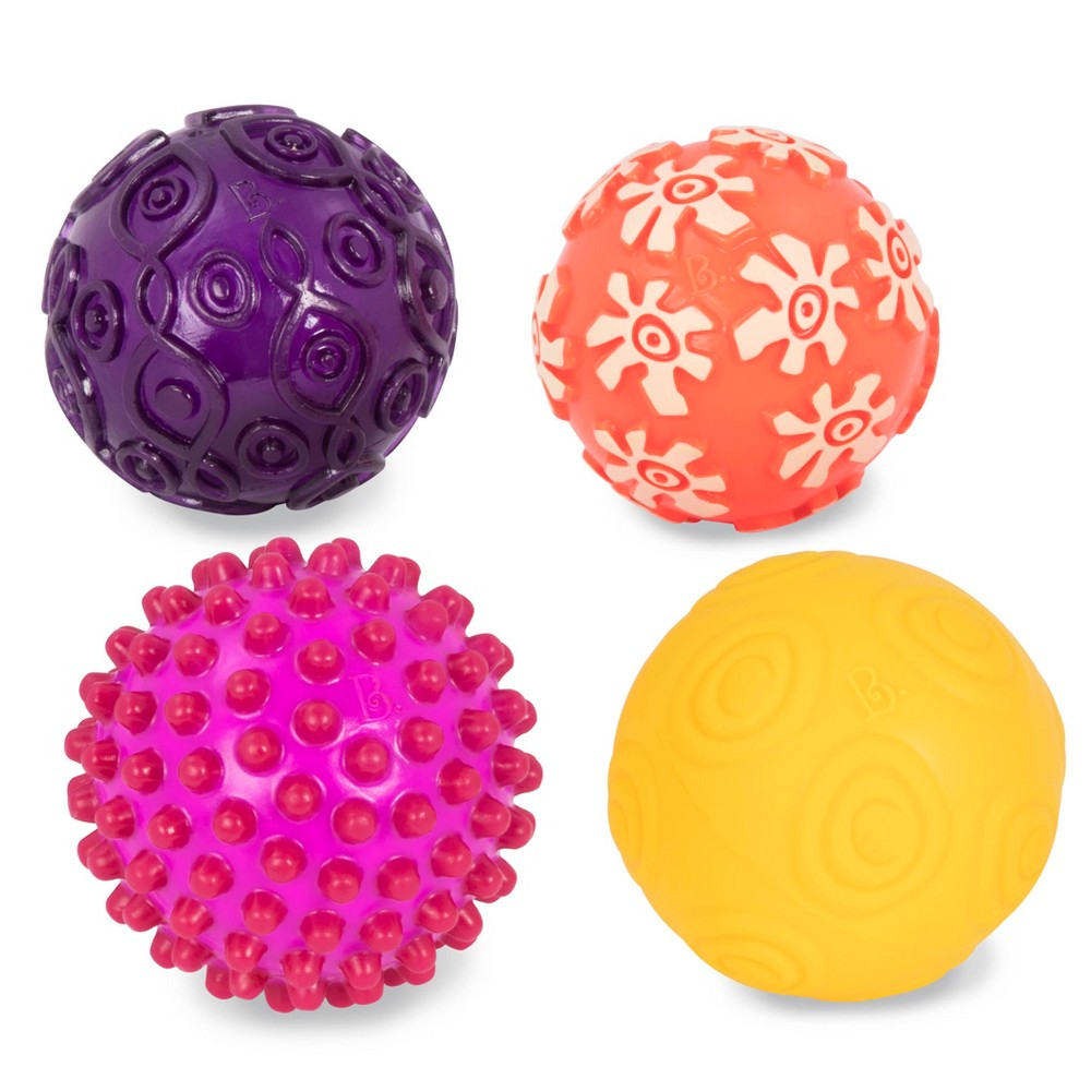 B. Oddballs - warm colors, Multi-Colored