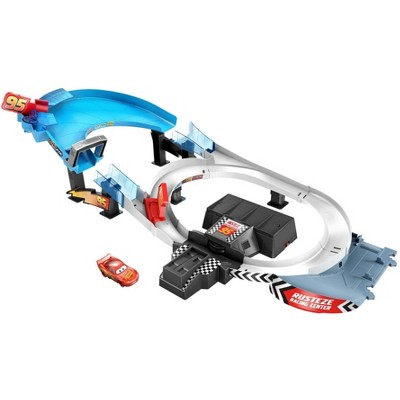 Disney Pixar Cars Rusteze Double Circuit Speedway Trackset