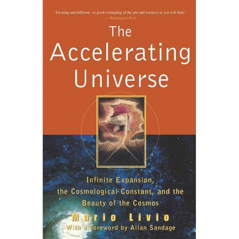 The Accelerating Universe - by  Mario Livio (Paperback) - image 1 of 1
