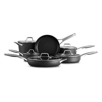 Calphalon Premier 11pc Nonstick Cookware Set