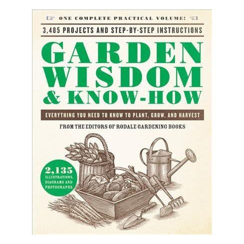 Garden Wisdom Know How Everything You Need To Know To Plant