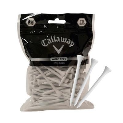 Callaway 3.25 Wood Golf Tees