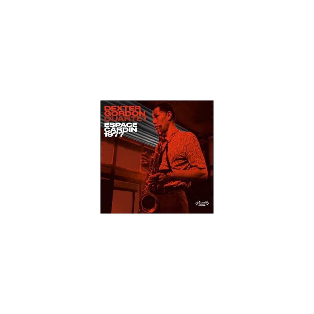 Dexter Gordon - Espace Cardin 1977 (CD)