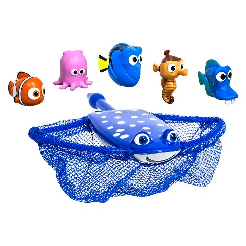 disney finding dory mr ray s dive and catch game target