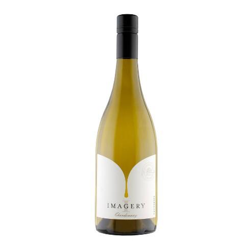 Imagery Chardonnay White Wine - 750ml Bottle - image 1 of 4