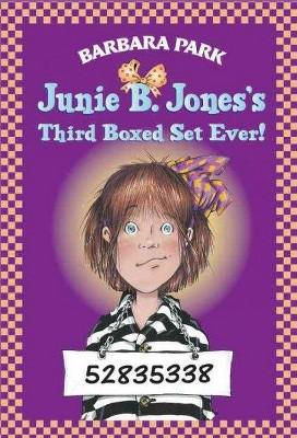 Junie B. Jones's Third Boxed Set Ever! (9-12) (Paperback) by Barbara Park