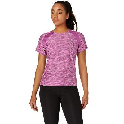 ASICS Women's SHORT SLEEVE PR LYTE TOP Running Apparel 2012B428