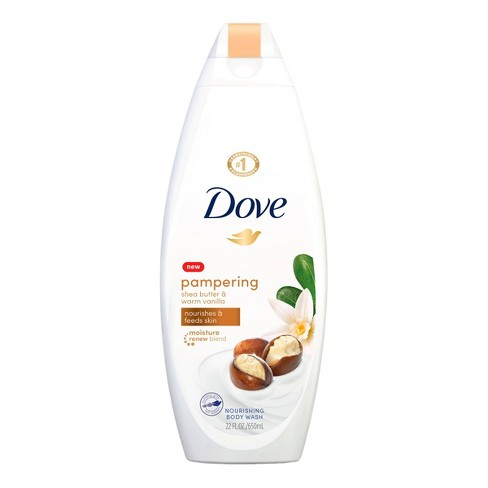 Dove Purely Pampering Shea Butter With Warm Vanilla Body Wash 22 Fl Oz Target