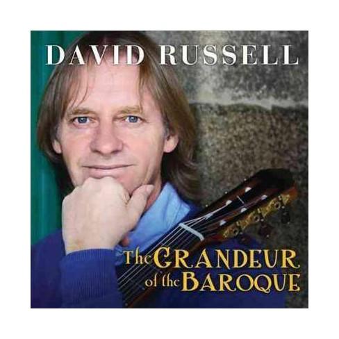 David Russell - Grandeur Of The Baroque (CD) - image 1 of 1