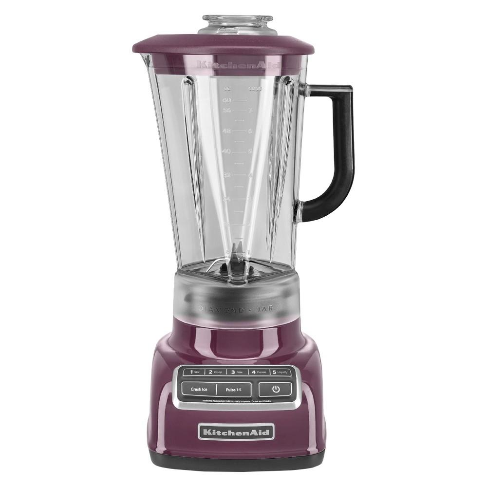 KitchenAid 5-Speed Diamond Blender – Ksb1575, Purple 15744918