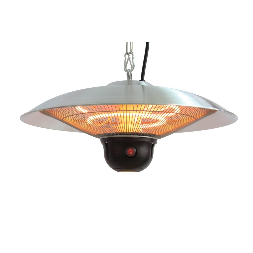 Image of Infrared Electric Hanging LED Outdoor Heater - EnerG+