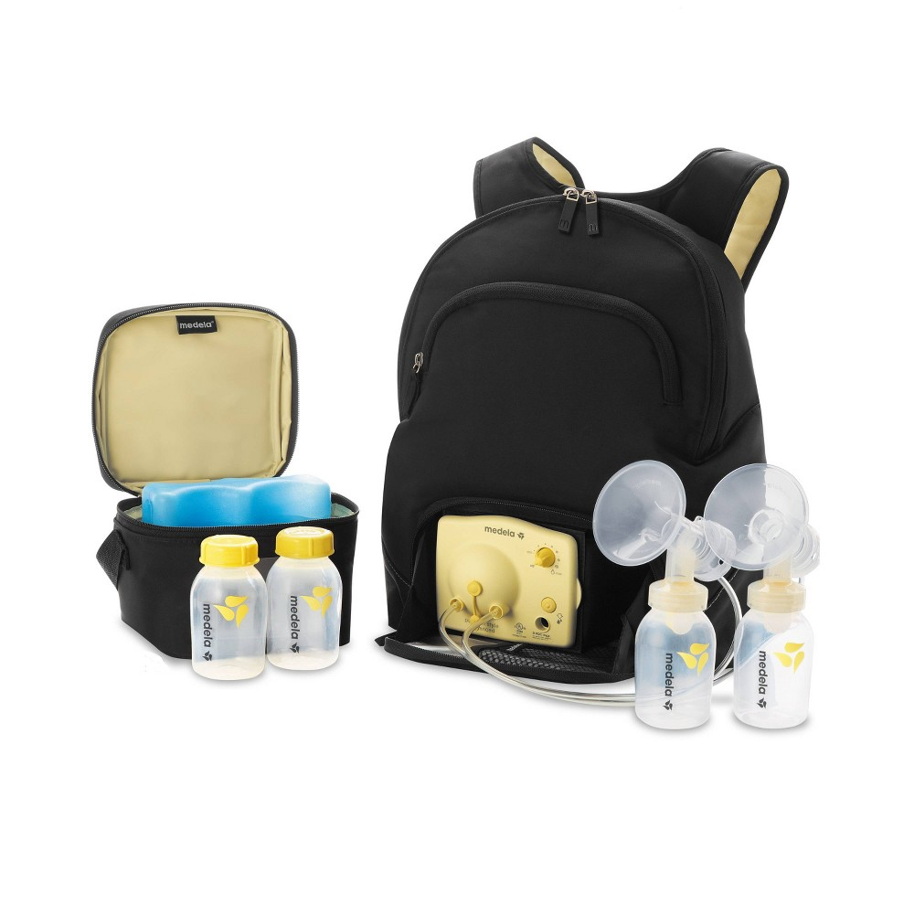 Image of Medela Pump In Style Double Electric Breast Pump with Backpack