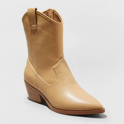 Women's Denise Western Boots - Universal Thread™