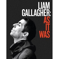 Liam Gallagher: As It Was (Blu-ray)