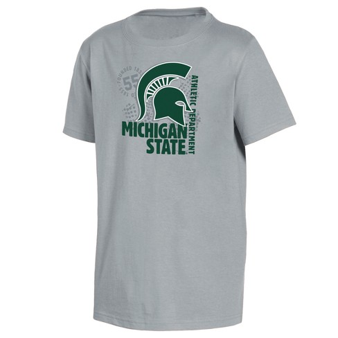 954226ddf63 Michigan State Spartans Double Trouble Toddler Short Sleeve 2pk T-Shirts    Target