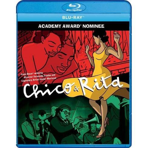 Chico Rita Blu Ray 2020 Target