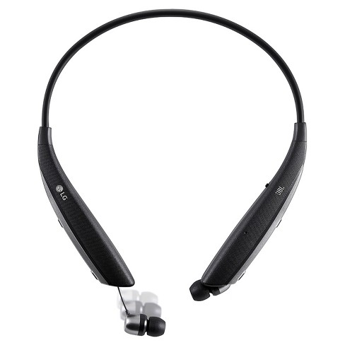 4836af42654 LG Tone Ultra™ Premium Wireless Bluetooth Headphone - Black : Target