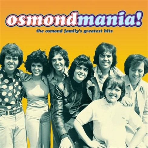 Osmonds - Osmondmania-osmond family's greatest (CD) - image 1 of 4