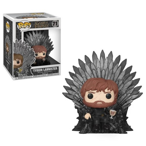 Funko POP! Game of Thrones: Tyrion Lannister on the Iron Throne - image 1 of 3