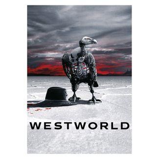Westworld: The Complete Second Season (Blu-Ray + Digital)