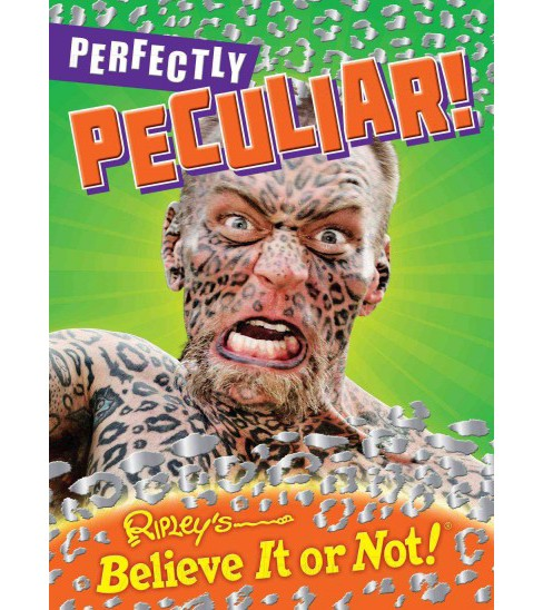 Perfectly Peculiar! (Hardcover) (Geoff Tibballs) - image 1 of 1