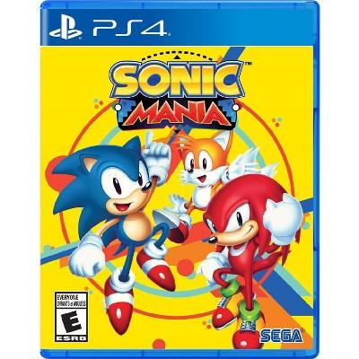 Sonic Mania - PlayStation 4