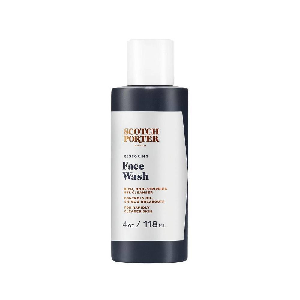 Image of Scotch Porter-Restoring Face Wash - 4oz
