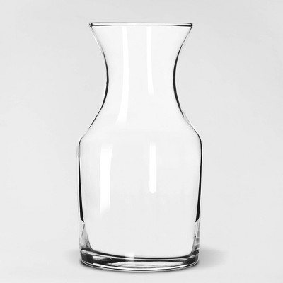 "4.8"" x 2.7"" Mini Cocktail Glass Bud Vase Clear - Threshold™"