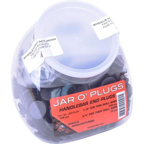 Wheels Manufacturing Jar O' Plugs 150 Total 120-Thin 30-Thick - image 1 of 1